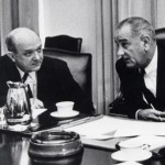 Dean Rusk and LBJ