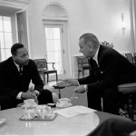 mlk and lbj